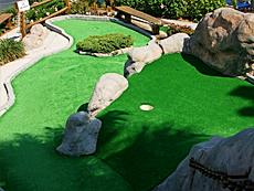 Дачный мини-гольф