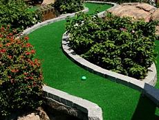 Площадки для мини-гольфа